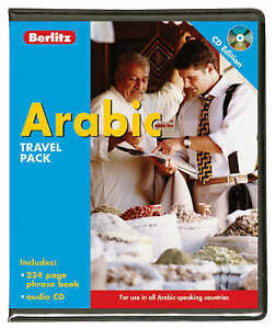 Travel Pack Ser.: Berlitz Language - Arabic by Berlitz Publishing Staff (2003,