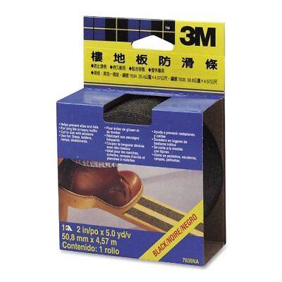 "3M 7635NA BLK 2/"" X 15/' Step /& Ladder Safety Treads"