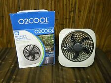 Portable Personal Mini Small Cooling Fan, Personal Camping, Powered by Batteries
