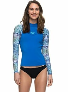 8cd334db94 Image is loading Roxy-Syncro-1mm-Jacket-Wetsuit-Top-Women-039-