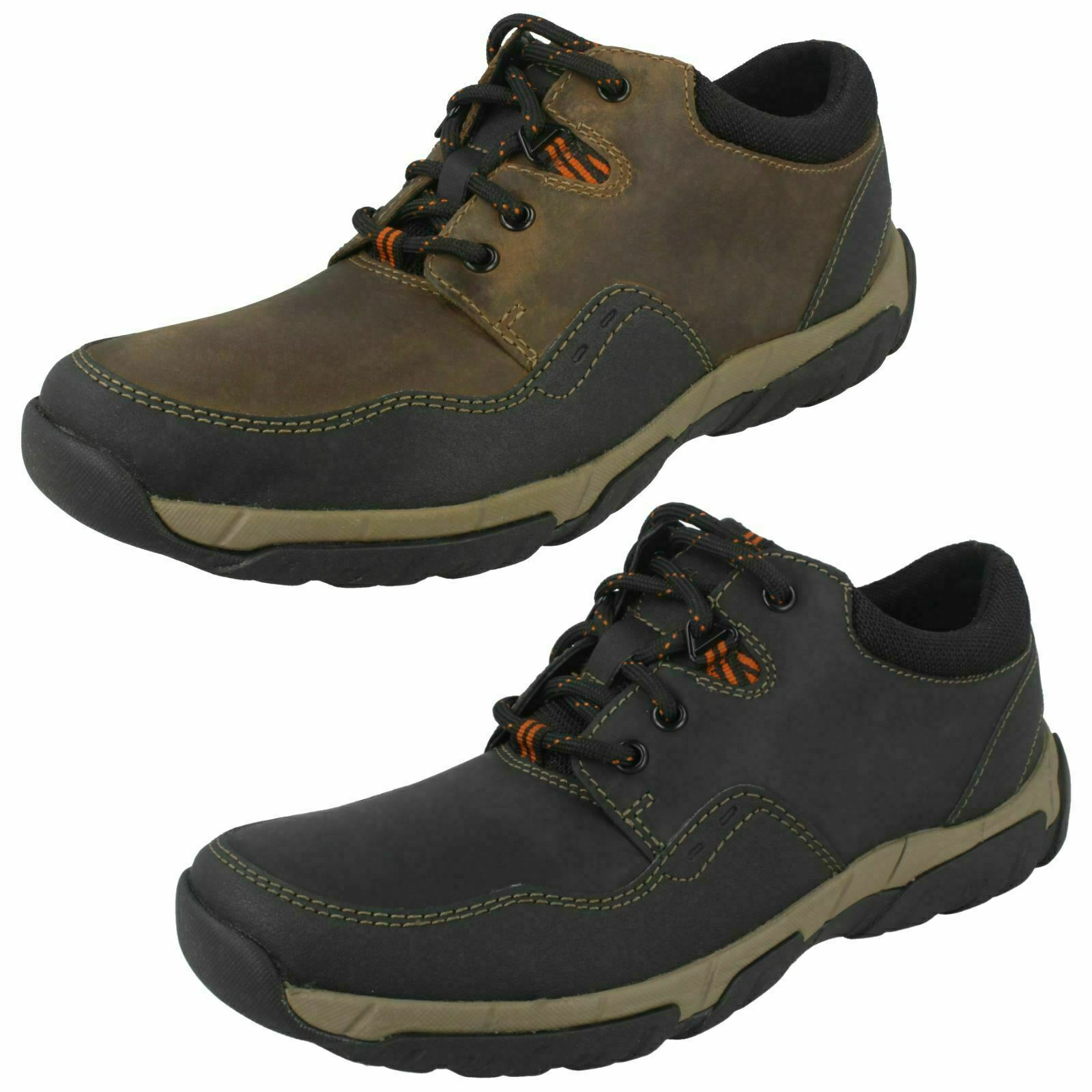 Mens Walbeckedge II Casual Lace Up schuhe By Clarks Weatherproof Collection