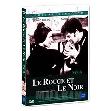 The Red And The Black (1954) DVD - Stendhal,Claude Autant-Lara(*New *All Region)