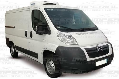 2006-2014 Fiat Ducato Drivers Front Bumper Corner Outer Section O//S Right