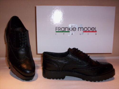 Frankie Model scarpe classiche eleganti inglesine donna bambino 36 37 38 39 40