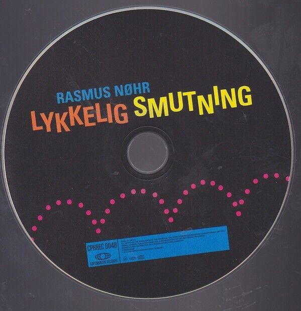 Rasmus Nøhr: Lykkelig Smutning, rock