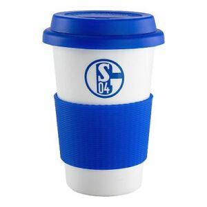 FC-Schalke-04-Kaffeebecher-to-go-Becher-Tasse-Fanartikel-Bundesliga-Fussball-S04