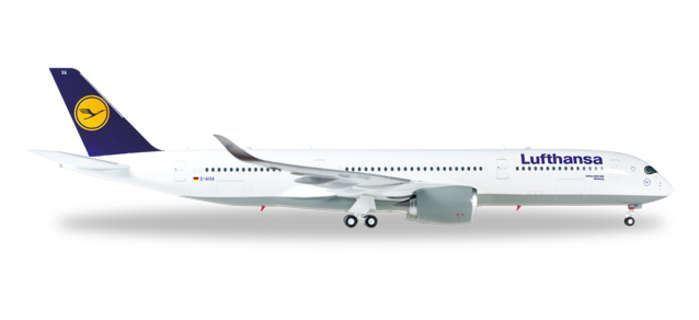 HERPA vingeS 1  200 skala LUFTHANSA A350 -900 1  200 XWBBHE557801 -001