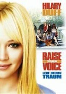 Raise-Your-Voice-dvd-con-Hilary-Duff-commedia-NUOVO