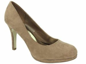 4bf1e3410a9 Madden Girl Women s Dolce Pumps Dark Nude Size 7 M 887865589938