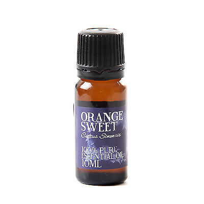 Mystic Moments | Orange Sweet Essential Oil - 100% Pure - 10ml (EO10ORANSWEE)