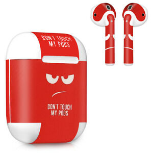 7x Earphone Stickers For Apple Airpods 1 Generation 4057665443273 Ebay