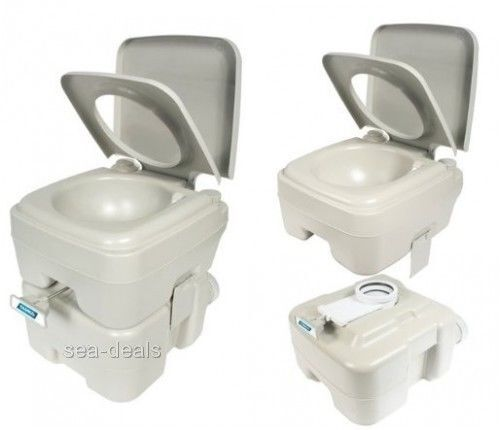 Portable Porta Potty Outdoor Toilet Camp Тemporary WC Camping Marine RV Boating
