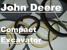 0745308 Blade Cylinder Seal Kit Fits John Deere 35zts 35c 135c