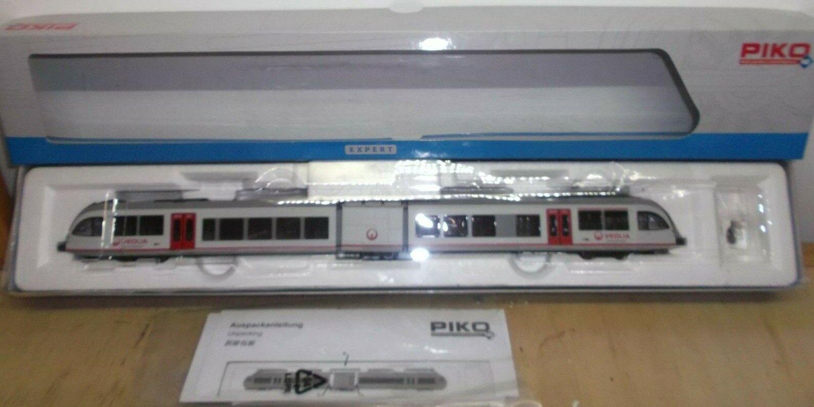 Piko H0 59525 Elektotriebwagen Gtw 2 6  Stadler  Veolia Nip