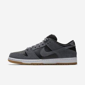 Nike MEN'S SB Dunk Low TRD Dark Grey