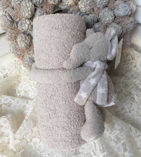 Kuscheldecke Kinder Baby Frottee  75x100 kleiner Frottee Elefant waschbar