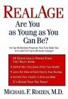Real Age: Are You as Young as You Can Be? by Michael F. Roizen (Hardback, 2000)