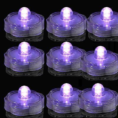 3 6 12 24 36 48 60 Led Submersible Waterproof Wedding Decoration Party Tea Light