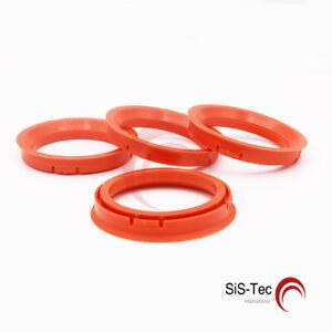 Llantas anilla anillas de centrado 73,1 a 58,1 mm alufelge