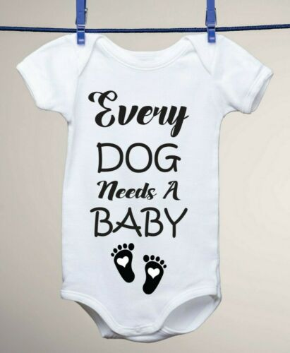 Cute Design on Gerber Onesie Every Dog Needs a Baby Pet Lover Fur Baby Gift Idea