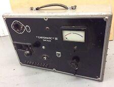 Collectable Philips Cartomatic III Tube Tester GM-7633/02 Instrument Prüfgerät