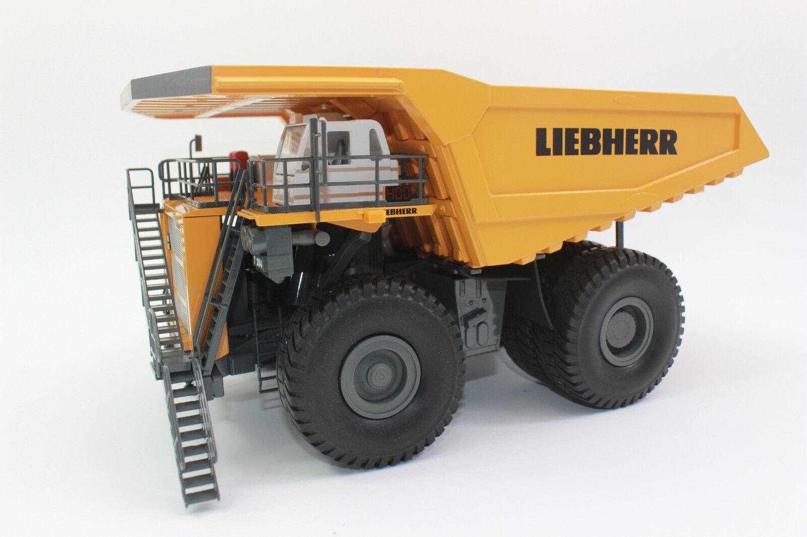 ganancia cero XX Conrad 2766 1 amarillo Liebherr t 284 284 284 camiones de volteo 1 50 nuevo en OVP XX  con 60% de descuento