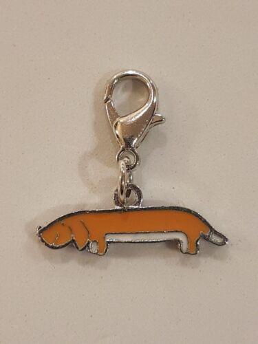 Dog breed charms Terrier St Bernard Basenji Sausage Dog Husky Bull Dog
