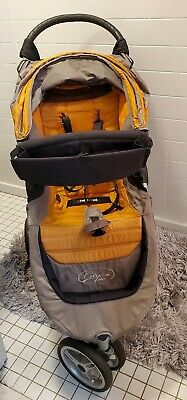 Baby Jogger City Mini - Single Seat Jogging Stroller ...