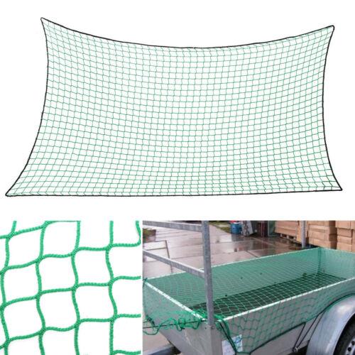 Cargo Scramble Rope Net Car Trailer Truck Van Heavy Duty Netting Garden Outdoor