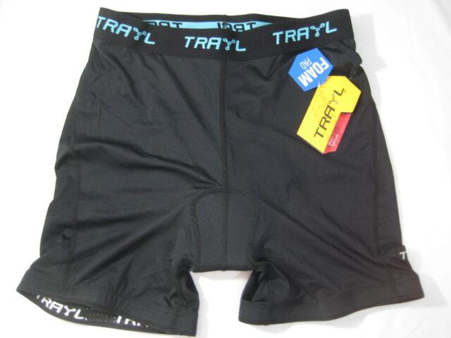 Serfas Bliss Women/'s MTB  Shorts Cycling L /& XL MSRP $49.95 Black NWT