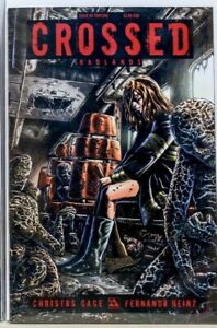Avatar-Press-Comics-Crossed-Badlands-Issue-95-2015-Torture-Cover-VF-NM