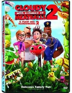 Cloudy with a Chance of Meatballs 2 (2013) [DVD]