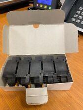 5 New Omron 11 Pin Relay Base 10 Amp 240 Volt Max 2sd08 Ptf11a Lot Of 5