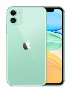 Apple iPhone 11 - 128GB - Green (Unlocked) A2111 (CDMA + GSM) (CA)