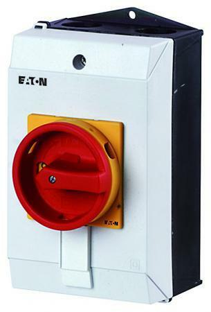 Eaton T0-2-1 I1 SVB Hauptschalter Aufbau   Spezielle Funktion