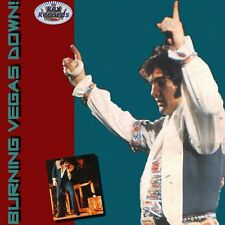 ELVIS PRESLEY - Burning Vegas Down - Digi Pack CD - New/ Original*****