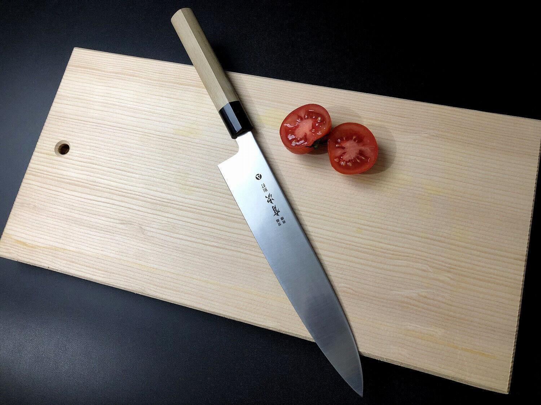 Japanese Chef's Chef's Chef's Knife ARITSUGU AUS-10 Steel Gyuto 240mm 9.44  Kitchen AT073 27ca75