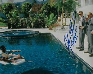 GFA Beverly Hills Cop Movie JOHN ASHTON Signed 8x10 Photo J4 COA