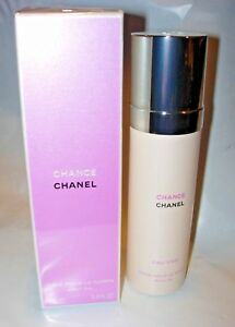 WOMENS CHANEL CHANCE EAU VIVE BODY OIL SPRAY PERFUME SCENTED MIST ... 84f1530466