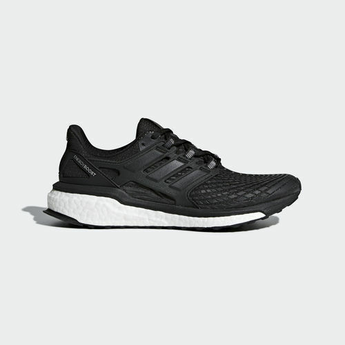 Women Adidas CG3972 Energy Boost Running shoes black sneakers