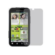 Film Protection ecran Ultra Clear telephone Motorola Defy / Defy + lot de 3 Film