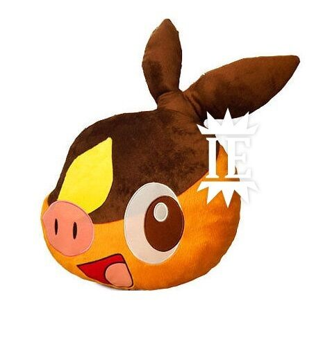 POKEMON TEPIG cushion SOFT TOY 40 CM Gruikui plush pillow oreiller Floink