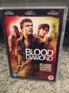 Blood Diamond DVD 2007 - Fochabers, United Kingdom - Blood Diamond DVD 2007 - Fochabers, United Kingdom