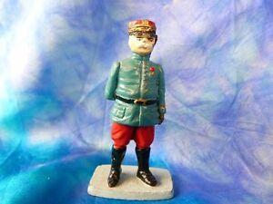Soldat de plomb CBG Hachette - Maréchal Foch 1914/1918 - Toy soldiers