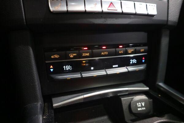 Mercedes E220 2,2 CDi Avantgarde AMG stc. aut. billede 10