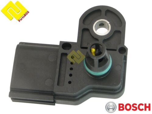 . for MAZDA L3K9-18-211A BOSCH 0261230128 INTAKE MANIFOLD PRESSURE SENSOR MAP