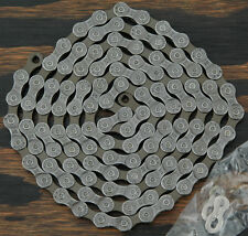 """AnyYaban 6//7//8-Speed Bicycle Chain 1//2/"""" x 3//32/"""" 116L for 18//21//24-Speed MTB//Road"""