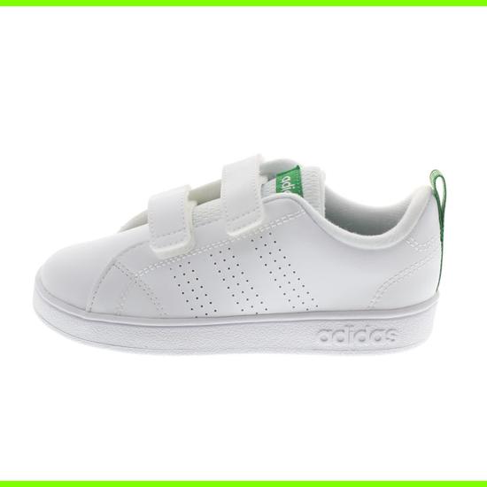 Adidas Advantage Vs Junior Kind Bianco-27 Einfach