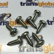 Stainless Steel Screws for Land Rover Defender 90 110 Front Grille