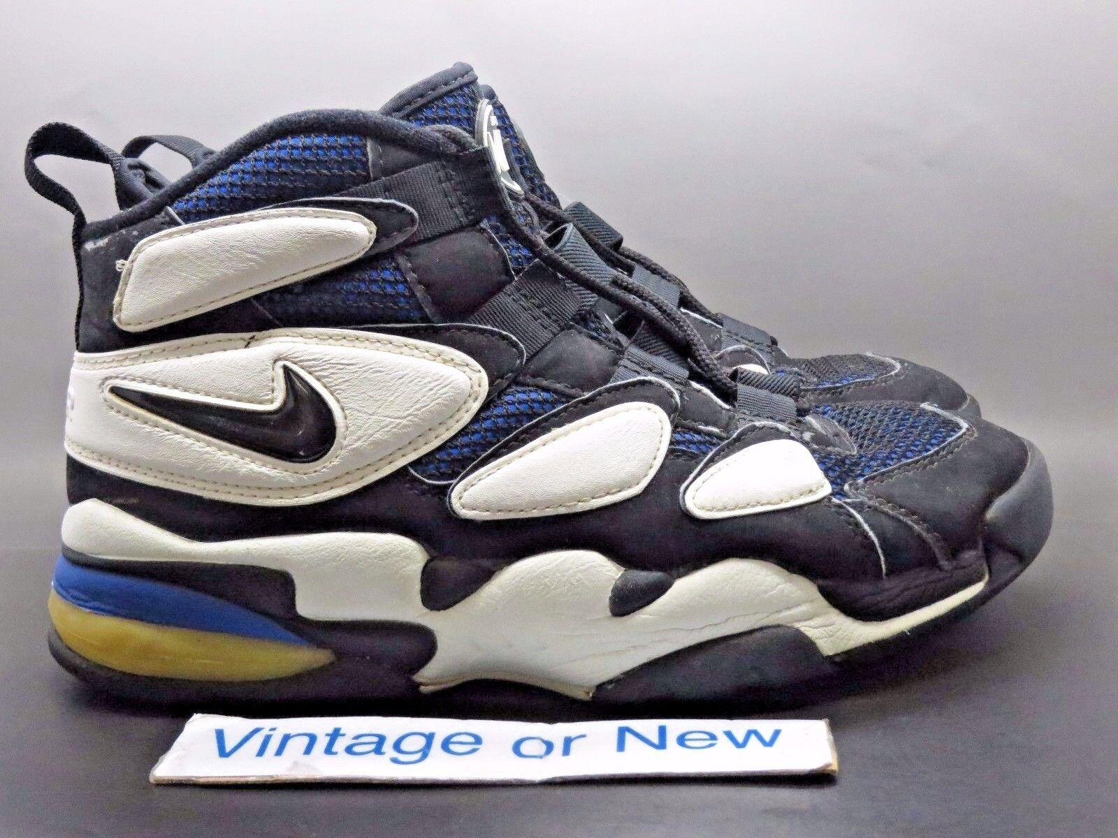 VTG OG Nike Air Max 2 Uptempo '94 Duke 1994 sz 10.5